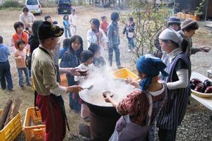 第6回授業『ビタマル。~目指せ鹿沼で芋煮会~』