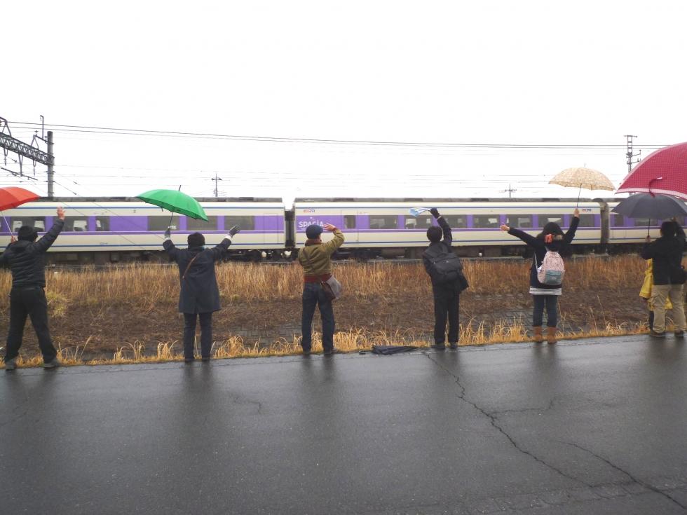 第31回授業 『東武電車に手を振ろう秋空ピクニック♪ワイン付き!』11月14日開催