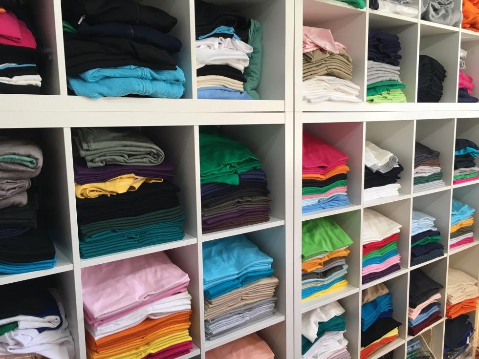 カヌマ大学『Tシャツプリント体験 ~オリジナルTシャツで自己主張!~』