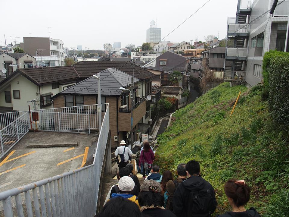 授業#67「東京スリバチ学会のみなさんと歩く谷根千」(10/27)